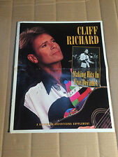 BILLBOARD - FEBRUARY 12, 1994 - CLIFF RICHARD - MAKING HITS IN FIVE DECADES