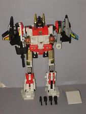 G1 TRANSFORMER AERIALBOT'S SUPERION COMPLETE PROF:CLEANED LOT #1