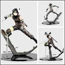 Naruto GEM Shippuden Uchiha Itachi Fighting Anbu PVC Figure Statue 3D Model NEW