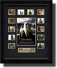 Lord of the Rings The Two Towers   film cell Mini Poster fc277b