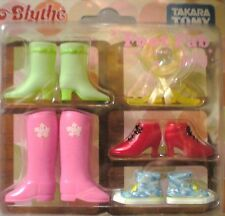 Blythe New 1 Set  x Original Accessories Shoes & Boots Box Set