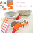 Novelty Kitchen Supplie Squirrel Shaped Ladle Non Stick Rice Paddle Meal Spoon