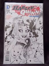 HARLEY QUINN 2 Jimmy Palmiotti Amanda Connor Batman Suicide Squad DC New 52