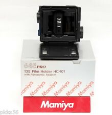 Mamiya 645 PRO / 645 PRO TL / 645 SUPER 135mm FILM HOLDER / FILM BACK