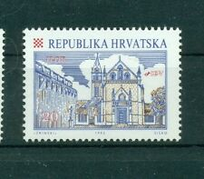 CITTA' CROATE - CITIES CROATIA 1992 Ilok Common Stamp