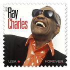 USPS New Ray Charles Forever Stamp Sheet of 16