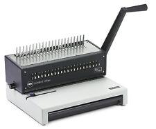 Plastikbindegerät GBC CombBind C250Pro (ibico Kombo) Bindemaschine bis 470 Blatt