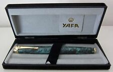 YAFA CENTURY FOUNTAIN PEN. 2000'. NEW. NEVER USED