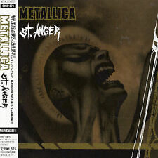 St Anger EP by Metallica (CD, Jun-2003, Sony)
