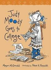 Judy Moody Goes to College by Megan McDonald (Paperback, 2009)
