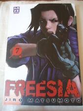 * FREESIA Vol.7 * MATSUMOTO Jirô KAZE MANGA VF EO