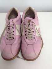 Ladies Pink/cream Camper shoe Euro 36