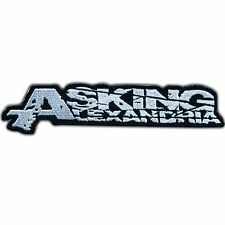 Asking Alexandria Sew Embroidered Iron on Patch Jacket Hat Cap Shirt Vest #M0009