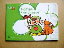 Livre pour enfant Pomme des champs Lipo kili et son chat /Z39