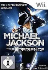 Nintendo Wii MICHAEL JACKSON THE EXPERIENCE TopZustand