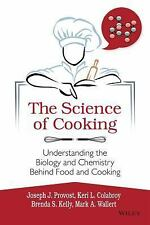 NEW The Science of Cooking: Understanding the Biology and Chemistry Behind Food
