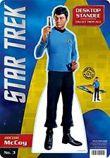 Star Trek Dr. McCoy Desktop Cardboard Standee AQUARIUS
