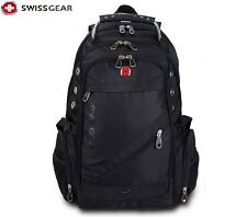 15.6 inch Waterproof Swiss Gear Travel Bags Macbook laptop bag hiking backpack