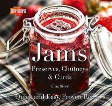 Jams: Preserves, Chutneys & Curds (Quick & Easy, Proven Recipes), Very Good Cond