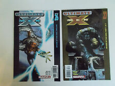 X-Men 26, 27, 28, 29 (4 book lot) Marvel, Ultimate X-Men, Millar, Finch, Kubert