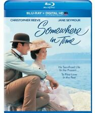 Somewhere In Time (2014, Blu-ray NEW) BLU-RAY/WS