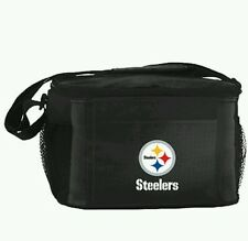NFL Pittsburgh Steelers Insulated Lunch Cooler Bag