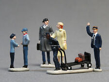LIONEL PASSENGER STATION PEOPLE PACK figures O gauge train bellman 6-24123 NEW