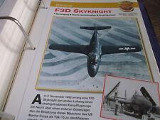 Faszination 4 70 Douglas F3D Skyknight Jäger Koreakrieg