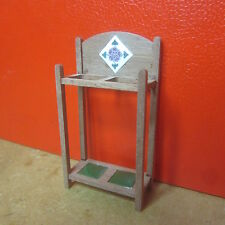 1/12 scale Dolls House Furniture  Hall Stick Stand  Ready Made    Mc68RM