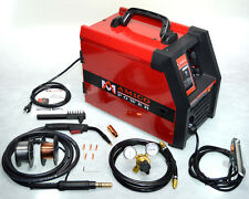 Amico 135 Amp MIG Welder Flux Core Wire Welding Soldering Machine 110V