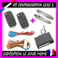 KIT CENTRALISATION A DISTANCE VOLKSWAGEN VW GOLF 3 1.9 D TD GTD TDI