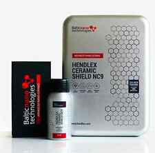 Nano CERAMIC SHIELD NC9 9h Hendlex Armor Coat Paint Protection Plastics Coating