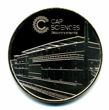 33 BORDEAUX Cap Sciences, 2016, Monnaie de Paris