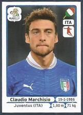 PANINI EURO 2012- #327-ITALIA-ITALY-JUVENTUS-CLAUDIO MARCHISIO