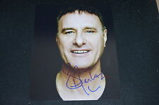 STEVE HARLEY signed autograph In Person 8x10 (20x25 cm)