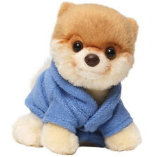 NEW OFFICIAL GUND Boo The World's Cutest Dog Bathrobe Itty Boo Plush 4038533