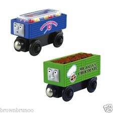 Thomas & Friends Wooden Railway Troublesome Trucks and Sweets Gumball Chocolate