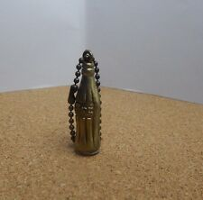 Vintage  Coca Cola bottle shaped bronze finish