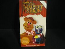 Best of The Muppet Show Volume 2 Mark Hamill/Paul Simon/Raquel Welch (VHS 2002)