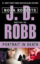 G, Portrait in Death, J. D. Robb, 0425189031, Book