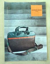 B346-Advertising Pubblicità-2012 - GIORGIO FEDON 1919