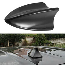 12V Black Shark Fin Car Roof Antenna/Aerial with FM / AM Connection Cable Inside