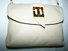"BORSA  POCHETTE ""TUSCAN'S "" LEATHER BAG  MADE IN ITALY 100%"