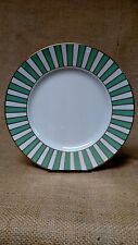 "Richard Ginori - ""Amadeus Green"" Dinner Plate"