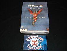 Hexen II Portal of Praevus Big Box PC Sealed New