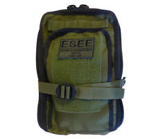 ESEE Survival Bag (OLIVE DRAB) Izula Gear Cordura PALS Emergency Bug Out Pack