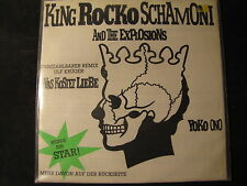 king rocko schamoni - was kostet liebe SINGLE 7""
