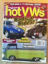 Dune Buggies & Hot VW's May 2014 FREE SHIPPING, Radical Rides, Miami Volksblast