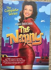 The Nanny Complete Series DVD New/Sealed Free Shipping 19 disc set