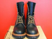 """Mens Red Wing Loggermax 9"""" Logger Boot Style 218 Size 10 D"""